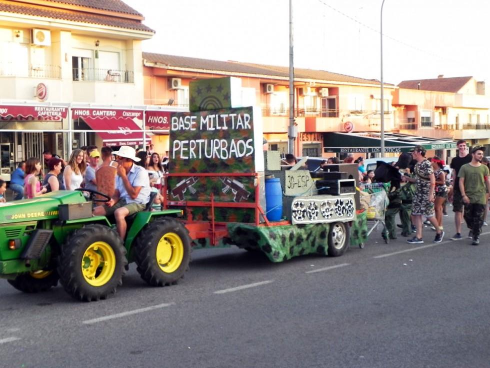 Fiestas de Isso 2016