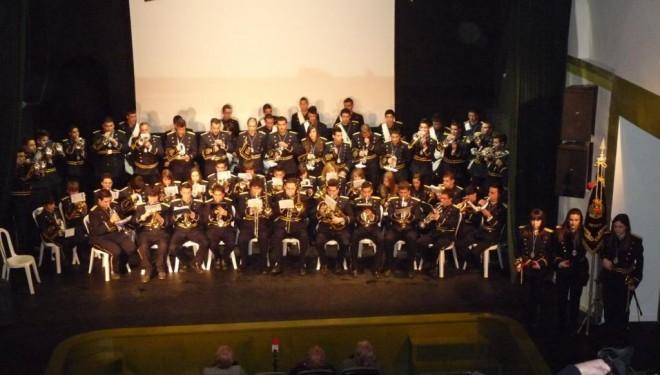 """La banda de cornetas y tambores Ntra. Sra. Del Dolor participara en el Festival Nacional """"Pasión a toda banda"""""""