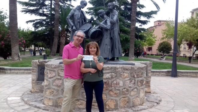 Entrega de premios a los participantes de la Ruta de la Tapa y el Cóctel