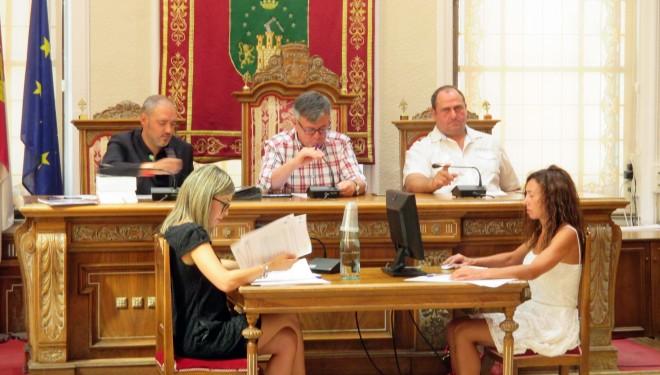 El Pleno da el visto bueno a la contratación de un  servicio externo de seguridad e higiene en el trabajo
