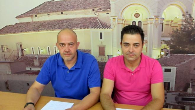 Turno de Francisco Díaz  y Emilio José Pinar para valorar el trabajo de sus concejalías