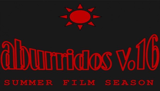 "Ciclo de Cine de Verano ""Aburridos 2016"""