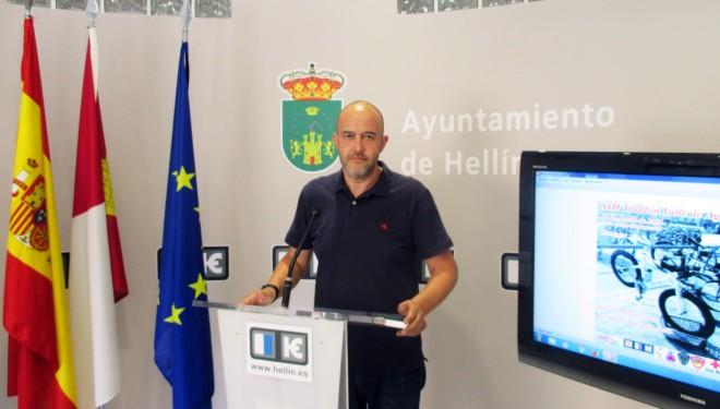 """En marcha el XIII Triatlón del Valle de Agramón """"Ciudad de Hellín"""""""