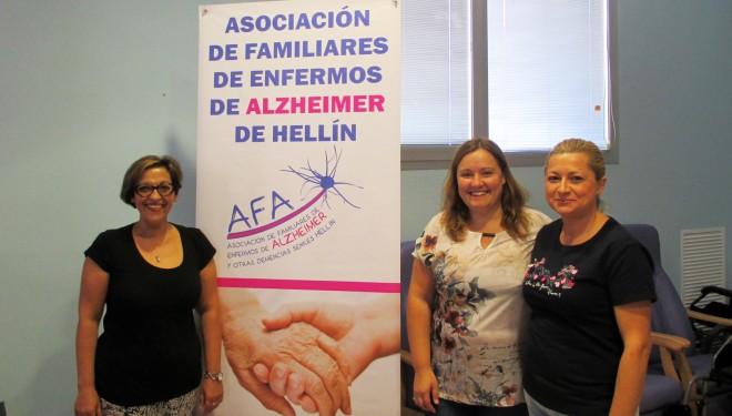 Programada la Semana del Alzheimer para los días 19, 20 y 21 del presente mes