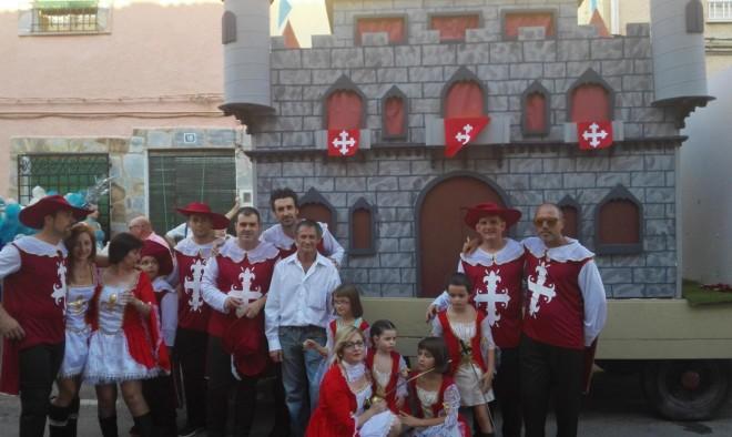 Cabalgata Feria de Hellín 2016