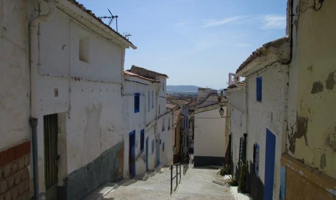 Calle Algarra / EFDH