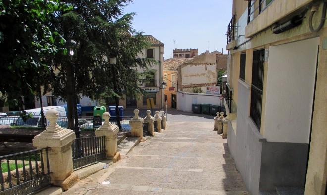 Calle Gracia/ EFDH