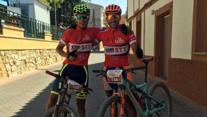 """César Ruiz y Alberto López ganan la I edición de la prueba """"Los Confines de la Sierra"""""""