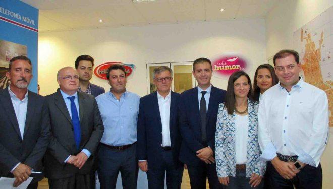 Inauguradas las nuevas oficinas de Hellín Fibra
