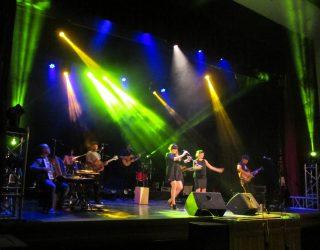 Éxito de Rozalén en el Teatro Victoria