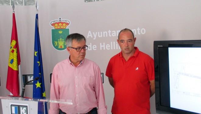 En marcha la remodelación integral de las calles Gracia y Algarra  con un presupuesto de 190.786 euros
