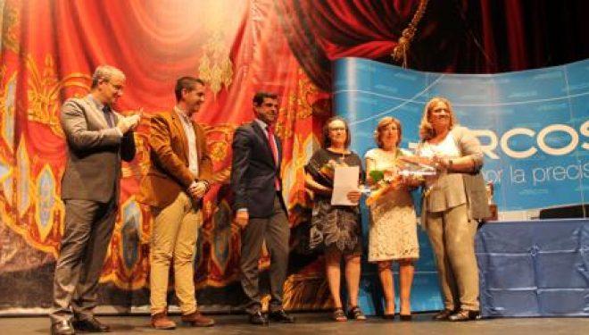 Palabras de Conchi Ramírez de Arellano en la entrega del Premio Nacional Gregorio Arcos al Teatro Victoria