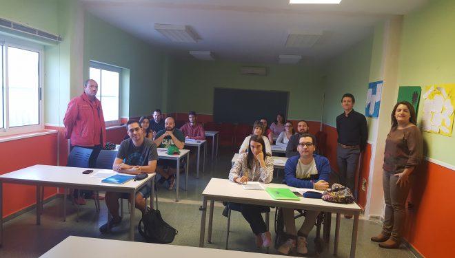 Iniciado el Curso de Formación Iniciativa Emprendedora donde participan 14 jóvenes