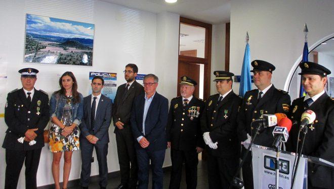 El CNP celebra la festividad de sus patronos Los Ángeles Custodios