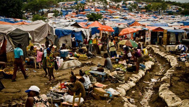 Cáritas Interparroquial pone en marcha una campaña para auxiliar a Haití