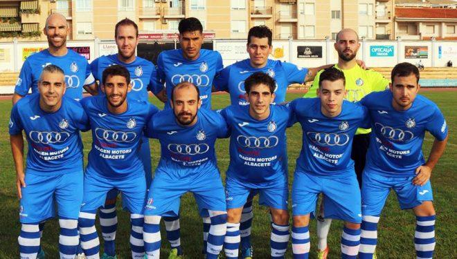 Importante victoria del Hellín CF en Bonete