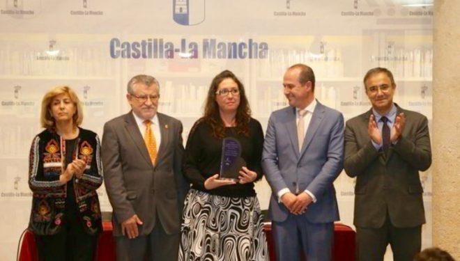 La Red de Bibliotecas Públicas de Hellín premiada por el mejor Recurso Digital de Difusión en Castilla-La Mancha