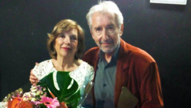 Entrega del XII premio Gregorio Arcos a la Asociación Teatro Victoria de Hellín