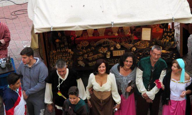 Mercado Medieval Hellín / EFDH.