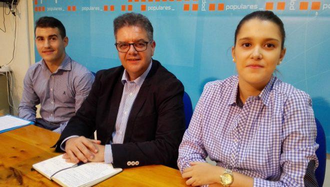 Las NNGG del Partido Popular se quejan de las pocas actividades que se organizan en Hellín para los jóvenes