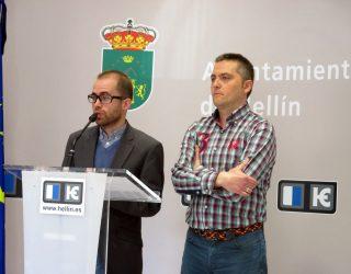 Ciudadanos y Partido Popular piden que se actualice la página Web del Ayuntamiento