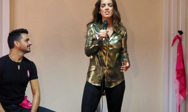 Ruth Lorenzo en su concierto de Hellín / EFDH