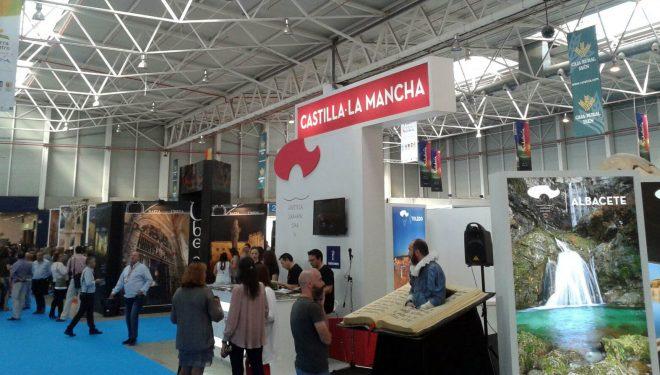 Participación de Hellín en la Feria de Turismo Interior de Andalucía
