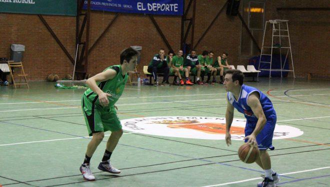 El AD Baloncesto Hellín zarandeado en Cuenca