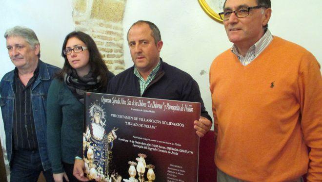 En marcha el VIII Certamen de Villancicos Solidarios en beneficio de Cáritas