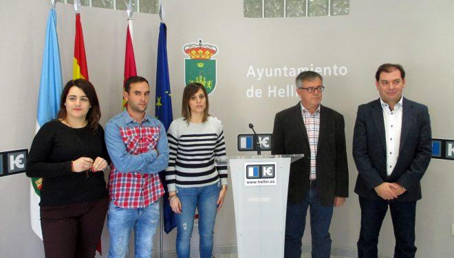 Ramón García hace oficial la designación de Agramón como sede en el 2019 de las Jornadas Nacionales de Exaltación al Tambor