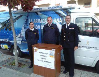 La Armada busca voluntarios