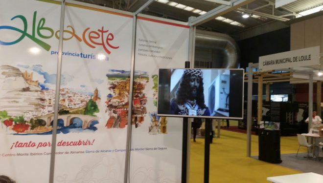Representación de Hellín en la Feria de Turismo INTUR