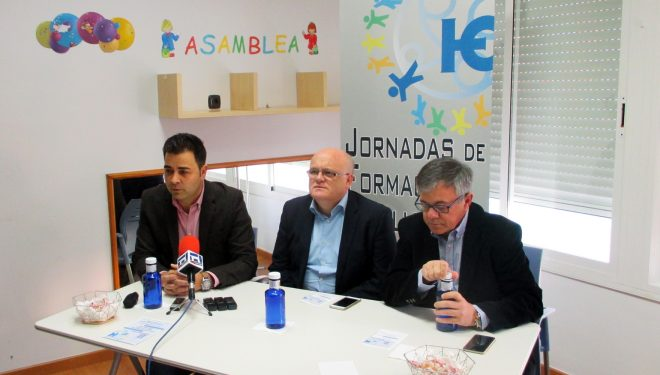 Inauguradas las XIX Jornadas de Formación Familiar para la Intervención Integral de los barrios Calvario y Ribera