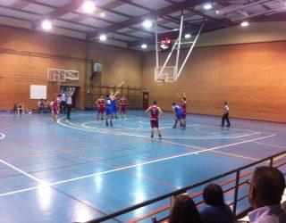Gran victoria del AD Baloncesto Junior ante el UCA de Albacete