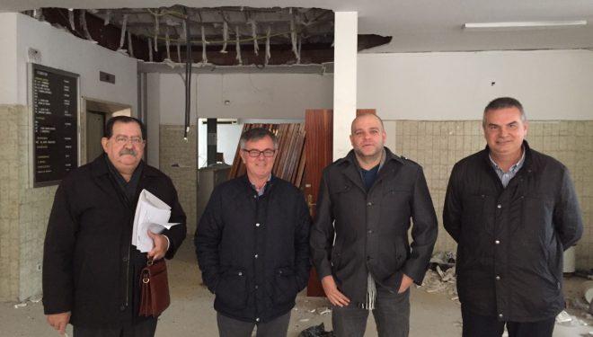 Se firman las obras de remodelación del Centro de Salud Nº 1