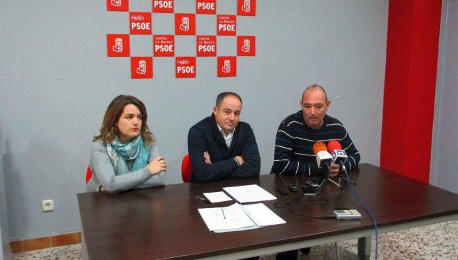 Emilio Sáez habló de la inmediatez de la apertura del Tolmo de Minateda y del comienzo de las obras de Centro de Salud