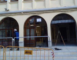A punto de finalizar la remodelación de la Casa Consistorial