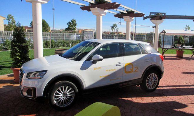 Audi Q2 / EFDH.