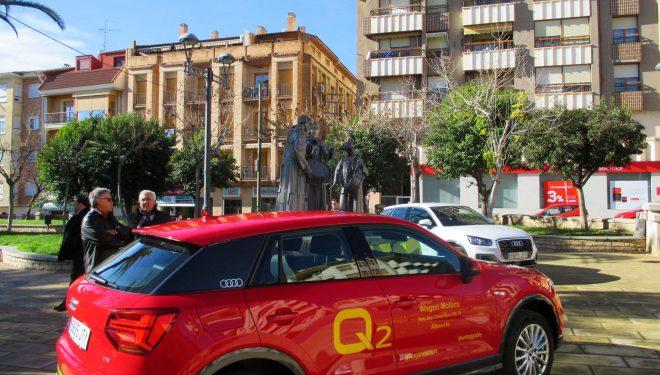 Presentación de nuevo modelo de la marca Audi Q2