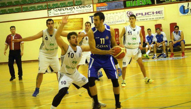 Abultada derrota del AD. Baloncesto Hellín en Almansa