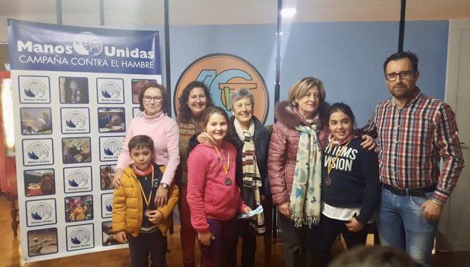 Buen resultado de las jornadas solidarias y polideportivas a favor de Manos Unidas