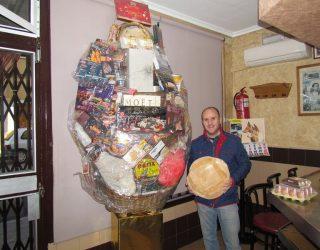 El Bar Pedro reparte sus premios navideños