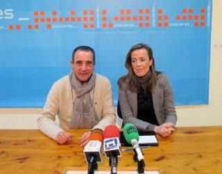 La diputada del PP Carmen Navarro satisfecha con los resultados de la EPA