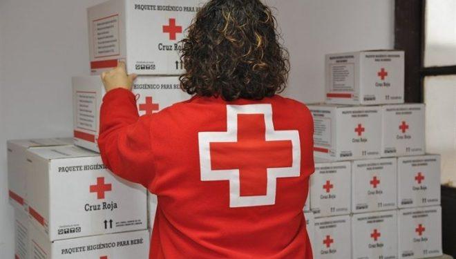 Cruz Roja en Hellín va a distribuir más de 9.000 kilos de alimentos