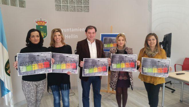 """Campaña """"Stock Fuera"""" organizada por AMEDHE"""