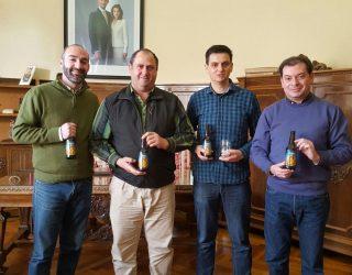 Presentación oficial de la cerveza hellinera Ilúnica