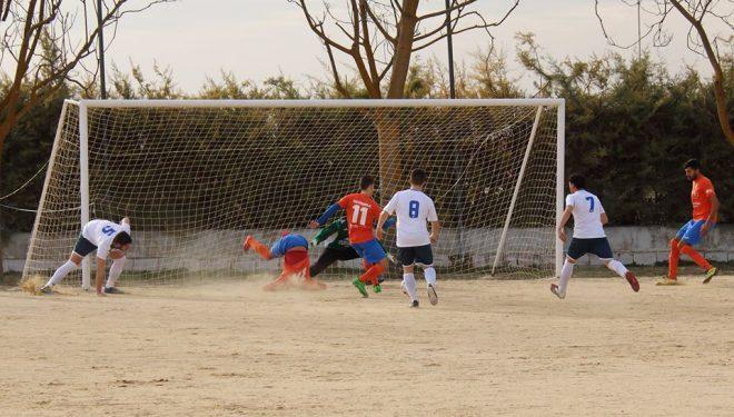 El Hellín CF se proclamó campeón de la fase regular en Alatoz