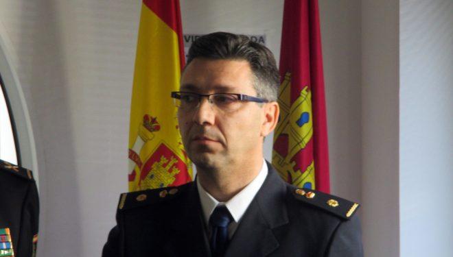 Toma de posesión Antonio José López Alcahut como nuevo jefe de la Comisaria de Hellín