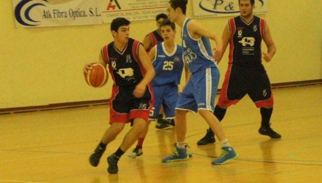 Los Junior del AD Baloncesto Hellín participaran en la Copa de Castilla-La Mancha