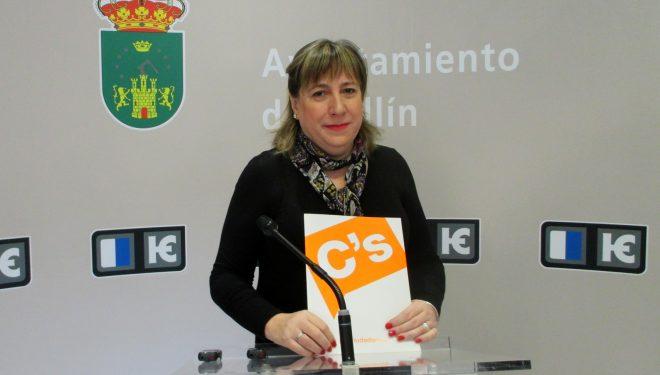 Ciudadanos pide la restauración del camino de acceso al barrio del Toladillo de Isso
